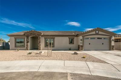 Kingman Single Family Home For Sale: 715 Paula's Place