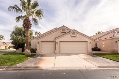 Laughlin (Nv) Single Family Home For Sale: 1245 Golf Club Dr.