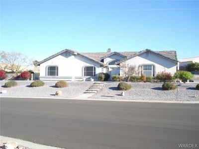 Bullhead Single Family Home For Sale: 3487 Florence Court