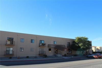 Lake Havasu Condo/Townhouse For Sale: 2094 Mesquite Avenue #125