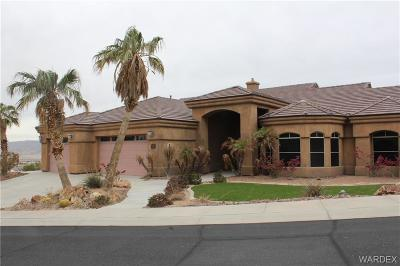 Bullhead Single Family Home For Sale: 2905 Desert Heights Drive