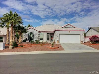 Bullhead Single Family Home For Sale: 2909 La Paloma Drive