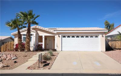 Mohave Valley Manufactured Home For Sale: 2303 E Oleander Drive