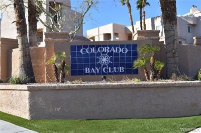 Laughlin (nv) Condo/Townhouse For Sale: 2181 Bay Club Drive #202