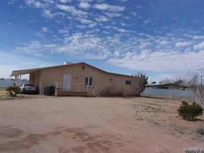 Kingman Single Family Home For Sale: 3670 E Northern Avenue