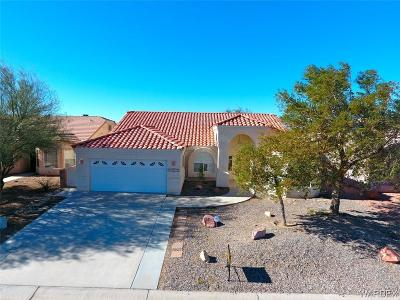 Fort Mohave Single Family Home For Sale: 5973 S Mountain View Road