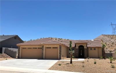 Bullhead Single Family Home For Sale: 2832 Enclave Drive