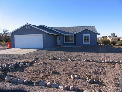 Kingman Single Family Home For Sale: 7072 E Cactus Drive