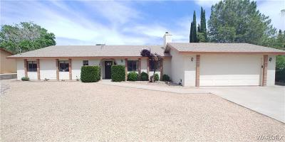 Kingman Single Family Home For Sale: 4836 Steinke Drive