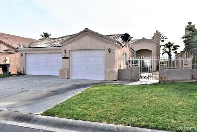 Laughlin (Nv) Single Family Home For Sale: 1227 Golf Club Dr.