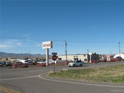 Kingman Commercial For Sale: 3891 Hwy 66