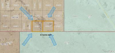 Kingman Residential Lots & Land For Sale: Lot 3005 Kaibito