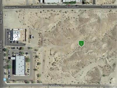 Residential Lots & Land For Sale: 1610 Havasupai Drive