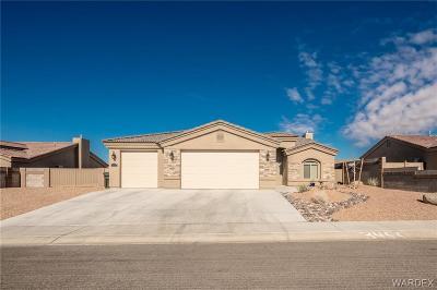 Kingman Single Family Home For Sale: 3455 Laramie Avenue