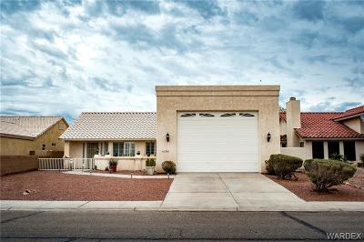 Bullhead Single Family Home For Sale: 2948 Country Club Drive