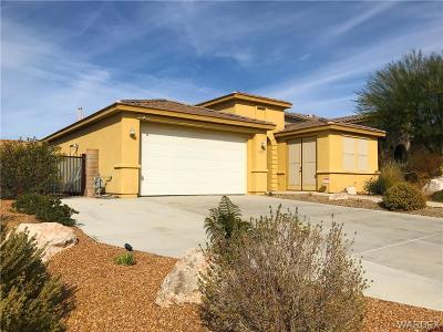 Fort Mohave Single Family Home For Sale: 2669 Steamship Drive