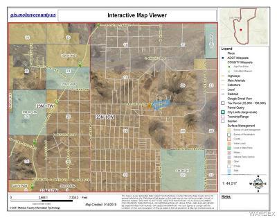 Kingman AZ Residential Lots & Land For Sale: $8,500