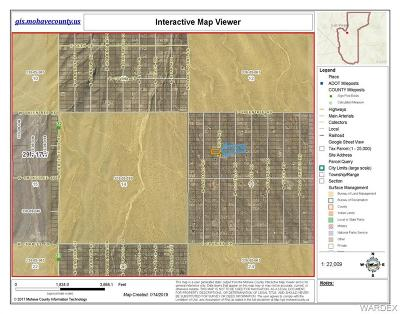 Mohave County Residential Lots & Land For Sale: 26851 N Verde Road