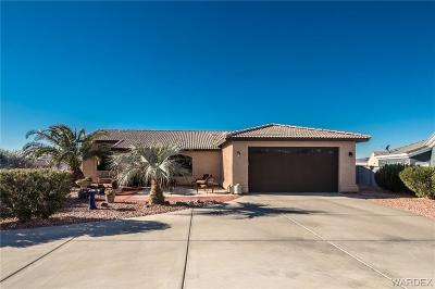 Fort Mohave Single Family Home For Sale: 2405 E Nez Perce Road