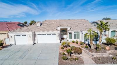 Bullhead Single Family Home For Sale: 2521 Majestic Way