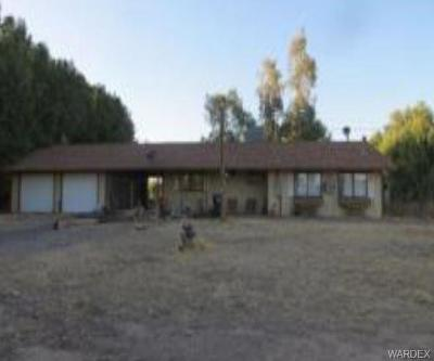 Mohave Valley Single Family Home For Sale: 2117 E Warwick Road