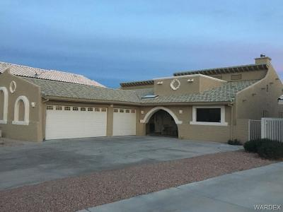 Bullhead Single Family Home For Sale: 1588 Camino Court