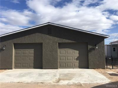 Bullhead Single Family Home For Sale: 1816 Granada