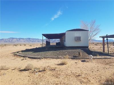 Kingman Manufactured Home For Sale: 7200 E Troutman Drive