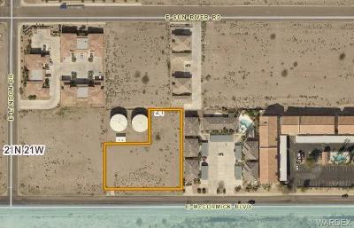 Mohave County Residential Lots & Land For Sale: 3419 McCormick Boulevard