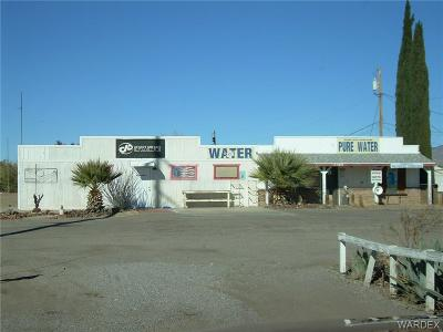 Bullhead City, Golden Valley Commercial For Sale: 5369 Us Highway 68