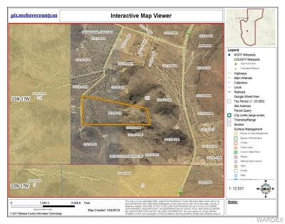 Kingman Residential Lots & Land For Sale: 0000 Coyote Run Rd