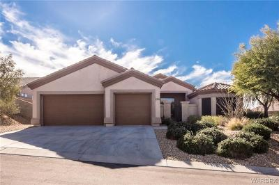 Bullhead Single Family Home For Sale: 2920 Fort Mojave Drive