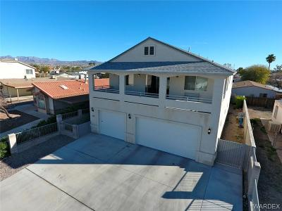 Bullhead Single Family Home For Sale: 750 Riverfront Drive