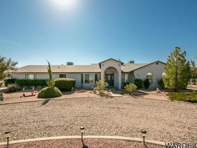 Hualapai Foothill Estates Single Family Home For Sale: 3532 E Beaver Road
