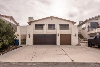 Bullhead Single Family Home For Sale: 1444 Riverfront Drive