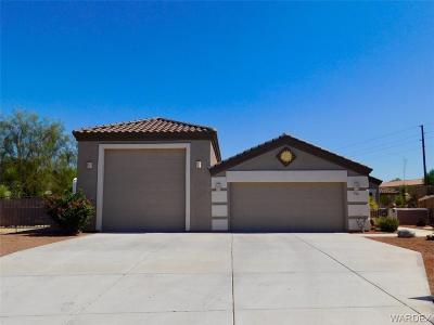 Bullhead AZ Single Family Home For Sale: $374,900