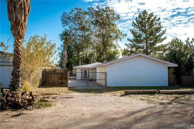 Mohave Valley Single Family Home For Sale: 10584 S Lead Lane