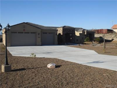 Bullhead Single Family Home For Sale: 1796 Marble Canyon Drive