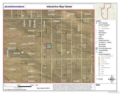 Mohave County Residential Lots & Land For Sale: Tbd S Canelo Road