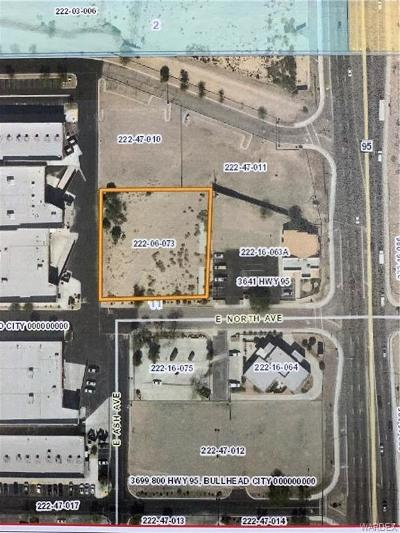 Mohave County Residential Lots & Land For Sale: 0000 E North Avenue
