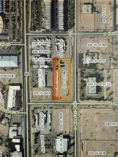Mohave County Residential Lots & Land For Sale: 1547 Grandview Drive