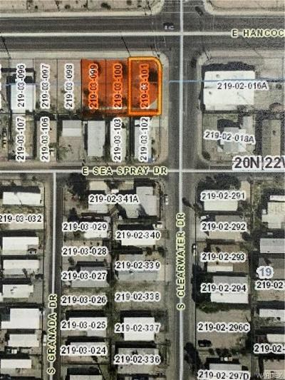 Mohave County Residential Lots & Land For Sale: 650 Hancock Road