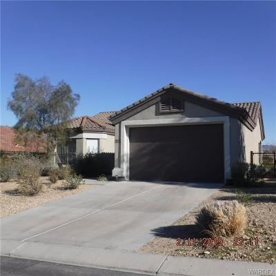 Bullhead Single Family Home For Sale: 2923 Fort Mojave Drive