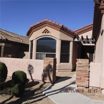 Bullhead Single Family Home For Sale: 2731 Fort Mojave Drive