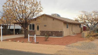 Kingman Single Family Home For Sale: 3162 E Thompson Avenue