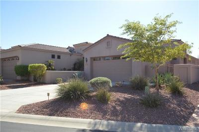 Bullhead AZ Single Family Home For Sale: $248,499