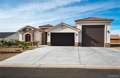 Bullhead AZ Single Family Home For Sale: $419,000