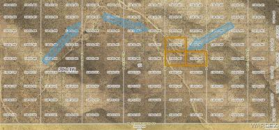 Mohave County Residential Lots & Land For Sale: 3 Lots Quesnal/Rancho