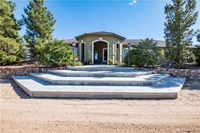 Hualapai Foothill Estates Single Family Home For Sale: 3400 Louise Avenue