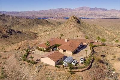 Bullhead Single Family Home For Sale: 4015 Pratt Drive
